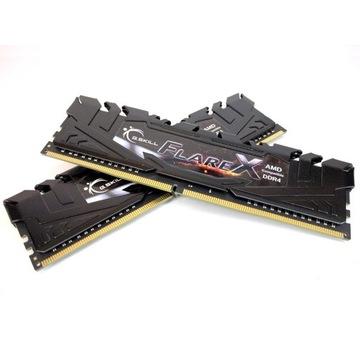 RAM 16GB G.Skill Flare (2x8GB) DDR4 2400MHZ CL15