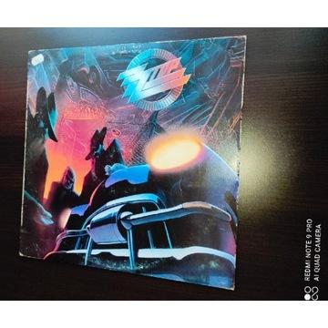 ZZ Top winyl MMC Records 1990 hard rock boogie EX