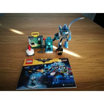 Lego Batman Movie 70901Lodowy atak Mr. Freeze'a