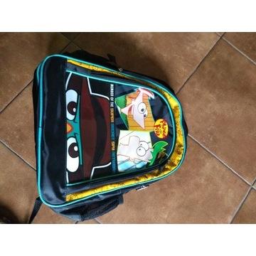 Plecak dla dziecka NOWY Fineasz i Ferb
