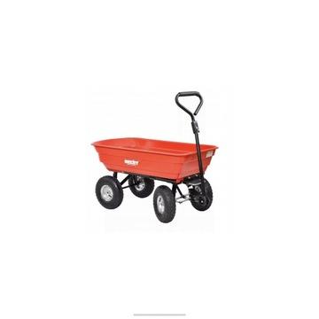Taczka ogrodowa przyczepka wózek Hecht 52145