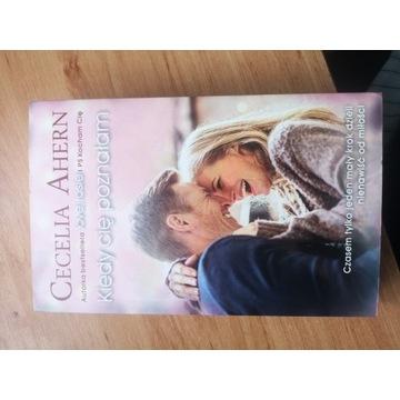 Książka Cecelii Ahern
