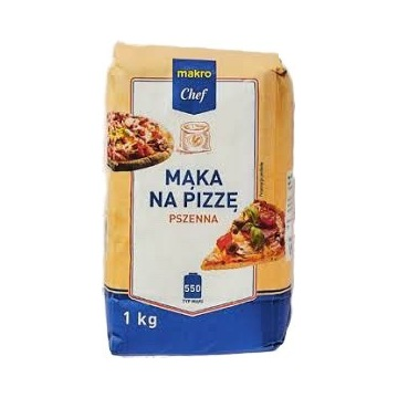 #Mąka na Pizze Makro Chef