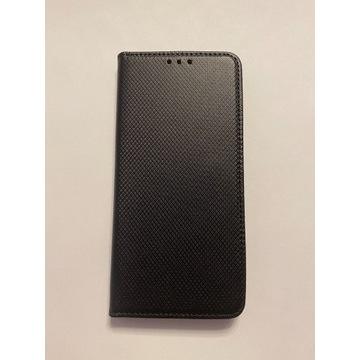 Pokrowiec Etui Case Samsung A7 2018 czarny klapka