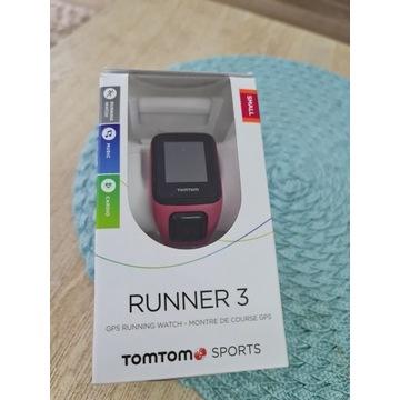 Zegarek sportowy TOM TOM Runner 3 Cardio &Music