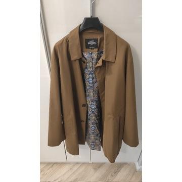 Płaszcz męski car coat marki Harry Brown roz. XL