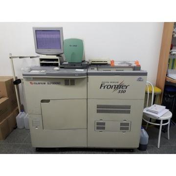 Fuji Frontier 330, 6 kaset, części