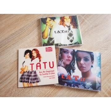 Tatu All the things she said singiel Gomenasai 3CD