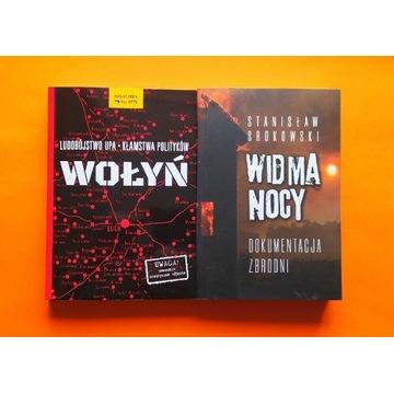 WIDMA NOCY Srokowski  WOŁYŃ Ludobójstwo UPA pakiet