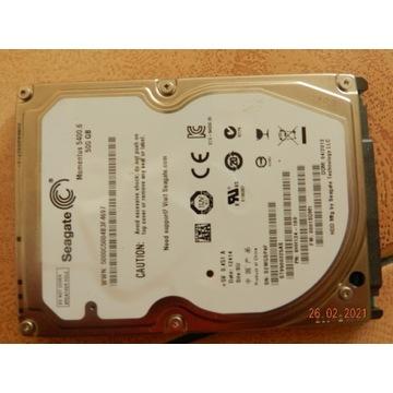 Dysk HDD 500 GB używany