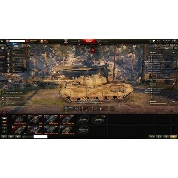 Konto World of Tanks 3X 23 Premek