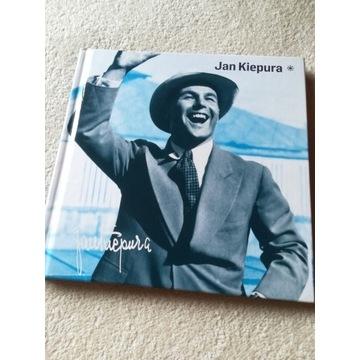 Jan Kiepura (książka + płyta CD)
