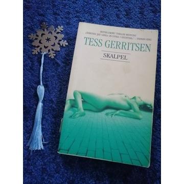 Skalpel. Tess Gerritsen - wsparcie FKN