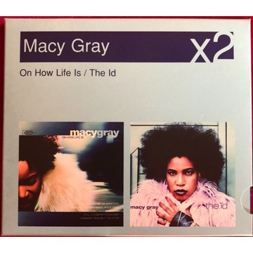 Macy Gray - On How Life is / The Id - 2CD