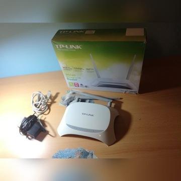 Router TP-LINK MR3420 3G / 4G| TANIO ; ORYGINAŁ