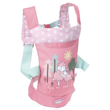 Baby Annabelle nosidełko dla lalki