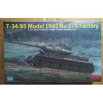 T-34/85 174 Factory 1:35 RFM