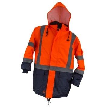 Kurtka ochronna robocza zimowa URGENT XL