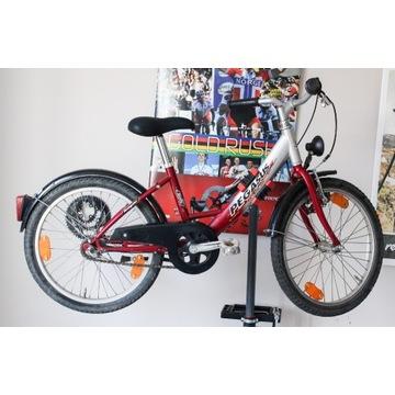 """Rower Pegasus 20"""" shimano nexus 3 biegi"""