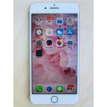 iPhone 7 Plus rose gold 32gb bdb dodatki
