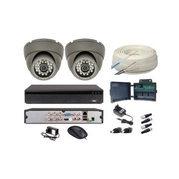 Monitoring DOMU/FIRMY/SKLEPU - 2kamery HD