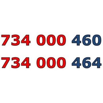 734 000 46x ŁATWY ZŁOTY NUMER STARTER PARA