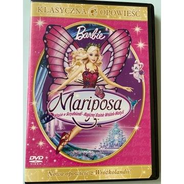 Barbie Mariposa. DVD