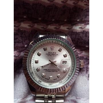 Nowy Rolexx DATEJUST [Srebrny]