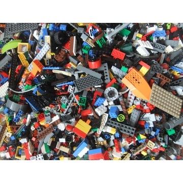 LEGO MIX 1 KG ORYGINALNE KLOCKI NA WAGĘ + GRATIS