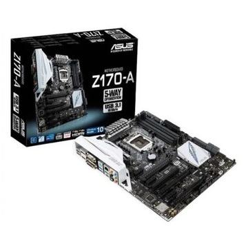 ASUS Z170-A (3xPCI-E DDR4)