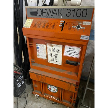 Belownica ORWAK 3100 prasa do makulatury