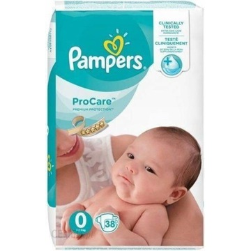 Pampers ProCare 0
