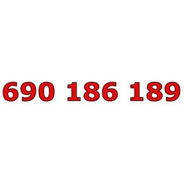 690 186 189 ORANGE ŁATWY ZŁOTY NUMER STARTER