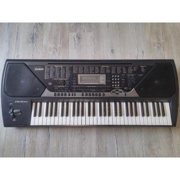 Keyboard CASIO CTK-811EX Organy elektryczne