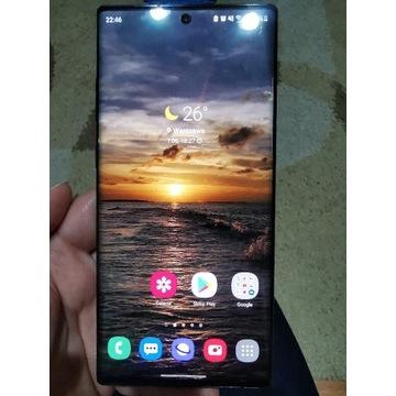 Samsung note 10 plus czarny