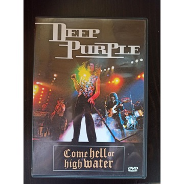 Deep Purple- Come hell or high water DVD