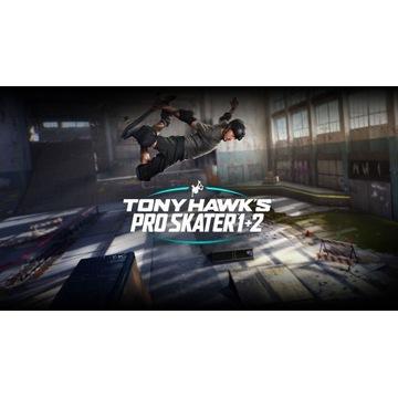 Tony Hawk's Pro Skater 1 + 2 + EPIC GAMES PC +ALL