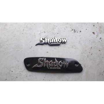 emblemat honda shadow 50  90 znaczek skuter