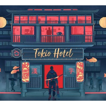 Szymi Szyms - TOKIO HOTEL (PREORDER DELUXE 2CD)