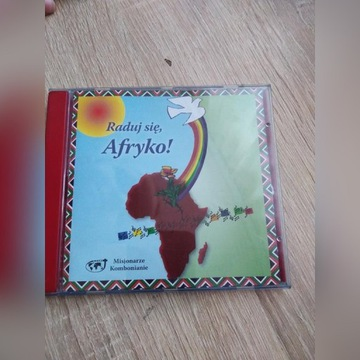 Płyta CD Raduj Się  Afryko!