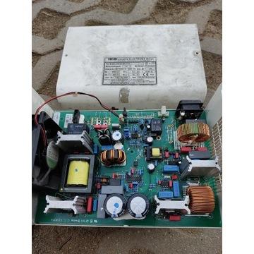 Zasilacz impulsowy 24V 40A max obudowa wentylator