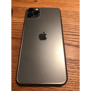iPhone 11 Pro Max 256GB Zieleń, gwarancja!!!