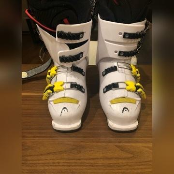 Narciarskie buty dziecięce HEAD