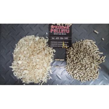 PELLET-PELET /A1/ drzewny-Opałowy -/6mm/ Transport