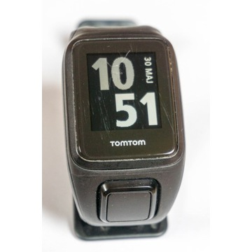 Zegarek TomTom Runner 2 Cardio + Music + słuchawki
