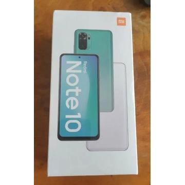 NOWY Smartfon Xiaomi Redmi Note 10 4/64GB szary