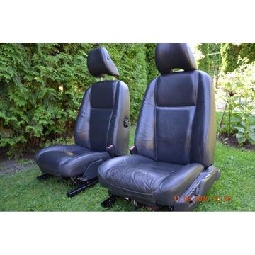 Fotele VOLVO XC90 - EU - 2005 - elektryka