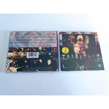 """TESTAMENT - """"LOW""""  CD"""
