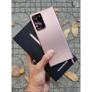 Samsung Galaxy Note 20 Ultra Snapdragon 865+