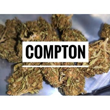 """Owocowy """"Compton"""" CBD 17% susz konopny 25g"""